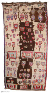 ancient ourika carpet