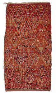 tapis des ait bou ichaouen
