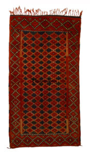 ait tamassine carpet from the sirwa mountains